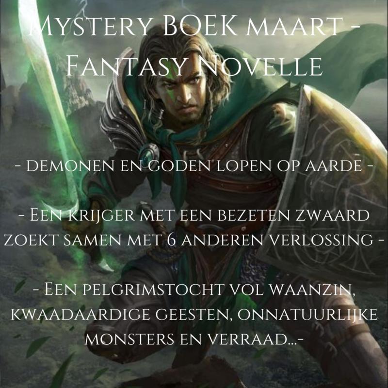 Mystery BOEK Maart - Fantasy Novelle