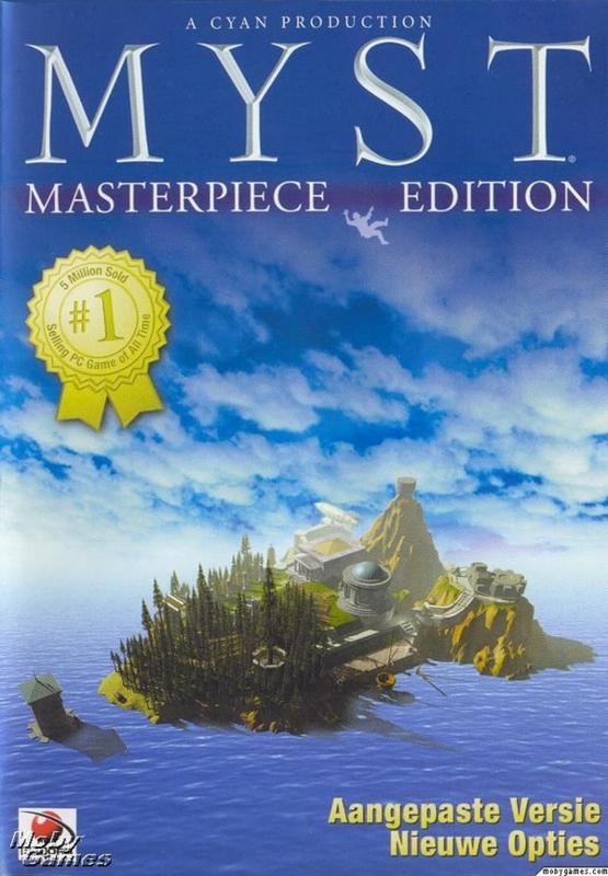 Myst Masterpiece Edition PC