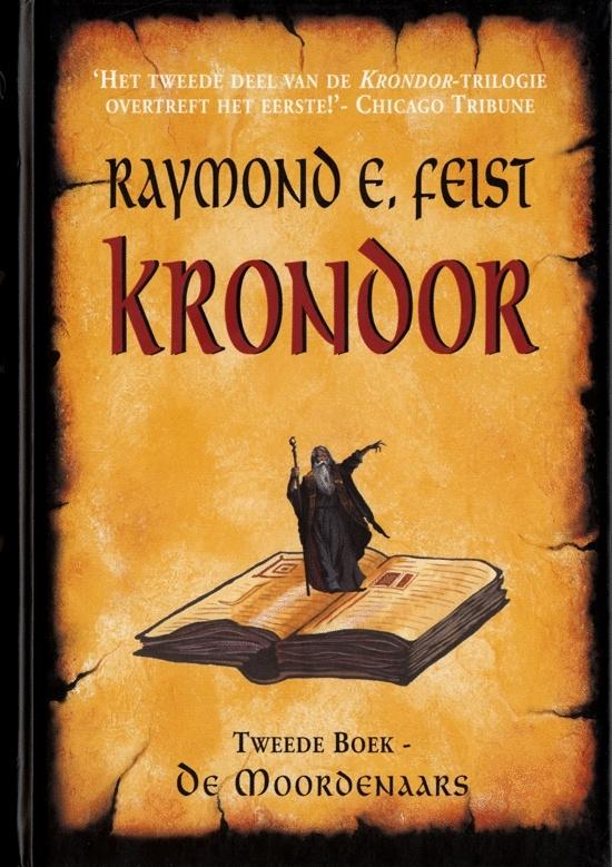 Krondor, boek 2, Raymond E. Feist