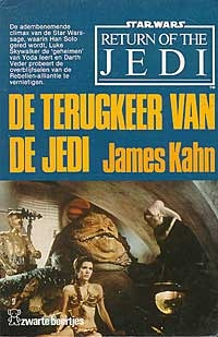 De Terugkeer van de Jedi, James Kahn