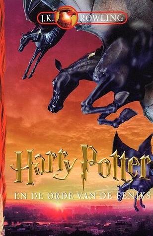 Harry Potter en de Orde van de Feniks, J.K. Rowling