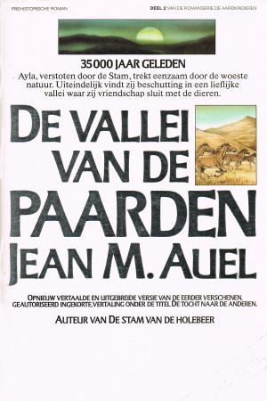 De Aardkinderen, deel 2, Jean M. Auel