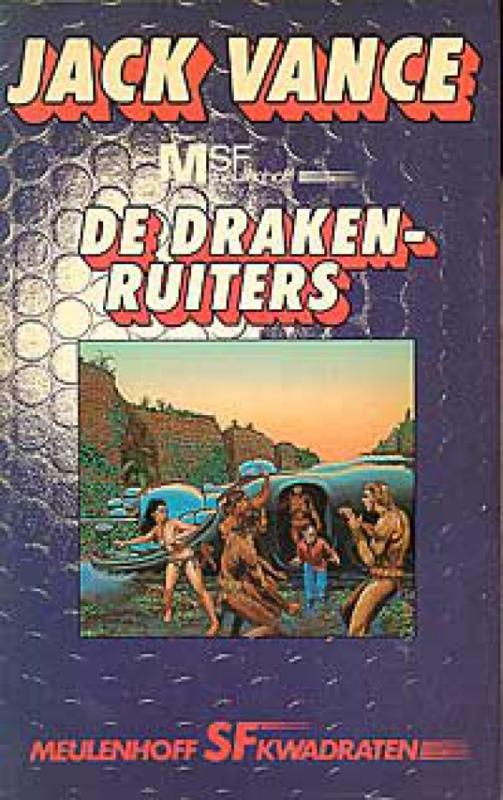 De Drakenruiters, Jack Vance