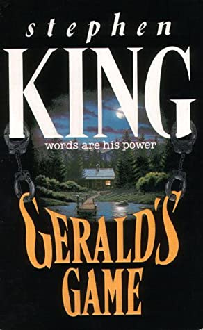 Gerald's Game, Stephen King