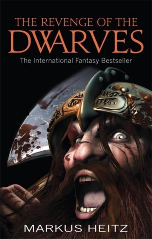 The Dwarves, book 3, Markus Heitz