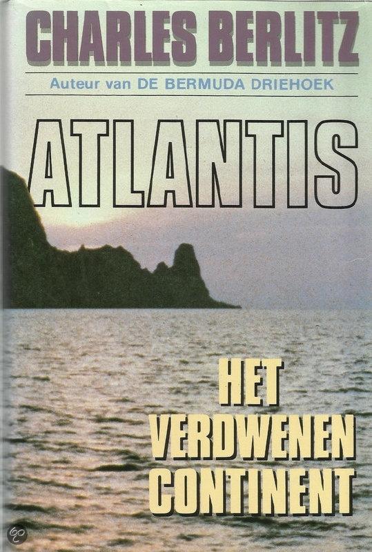 Atlantis, Het verdwenen continent, Charles Berlitz