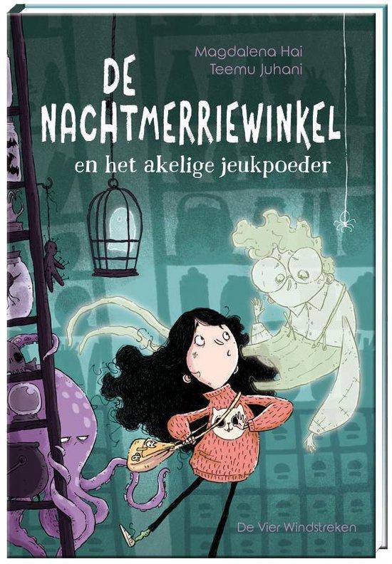 De Nachtmerriewinkel, deel 1, Magdalena Hai en Teemu Juhani
