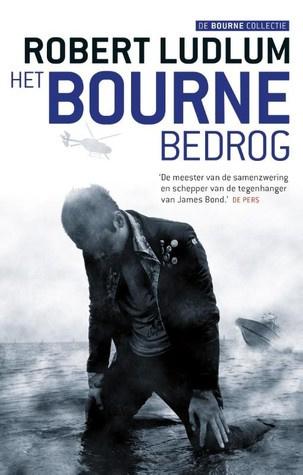 Jason Bourne, boek 1, Robert Judlum