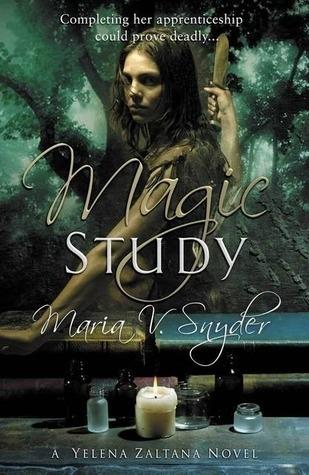 Study series, book 2, Maria V. Snyder