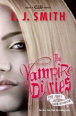 The Vampire Diaries, volume 2, book 3&4, L.J. Smith