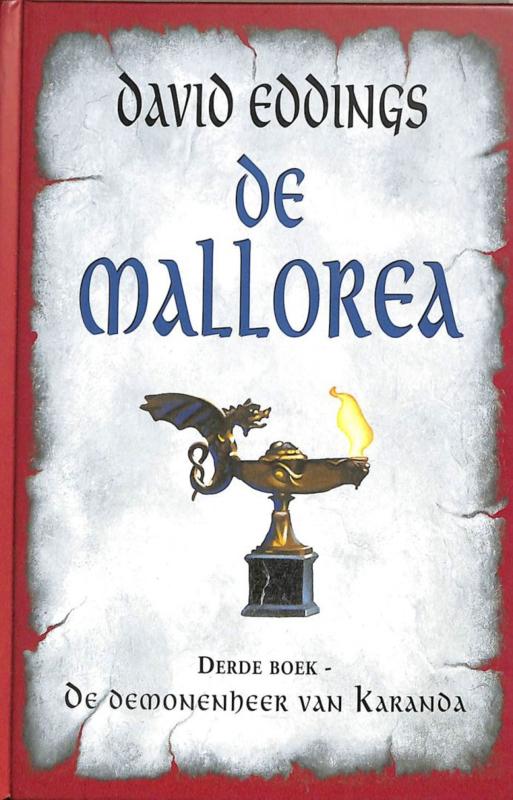 De Mallorea, boek 3, David Eddings