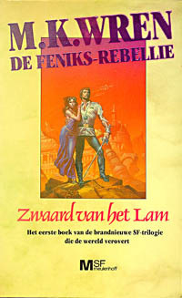 De Feniks-Rebellie, boek 1, M.K. Wren