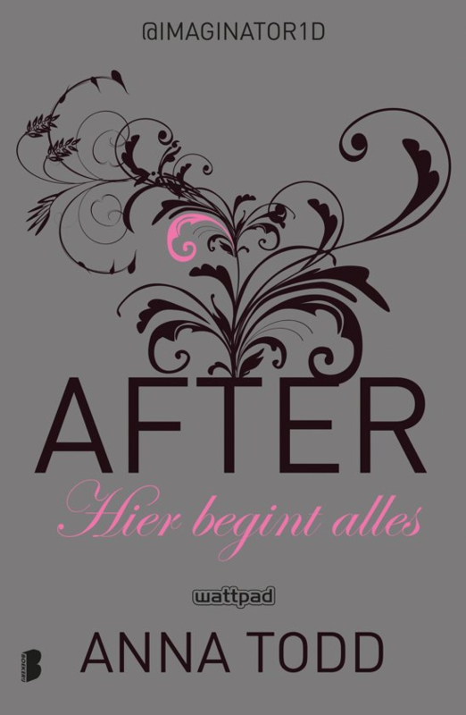 After, boek 1, Anna Todd