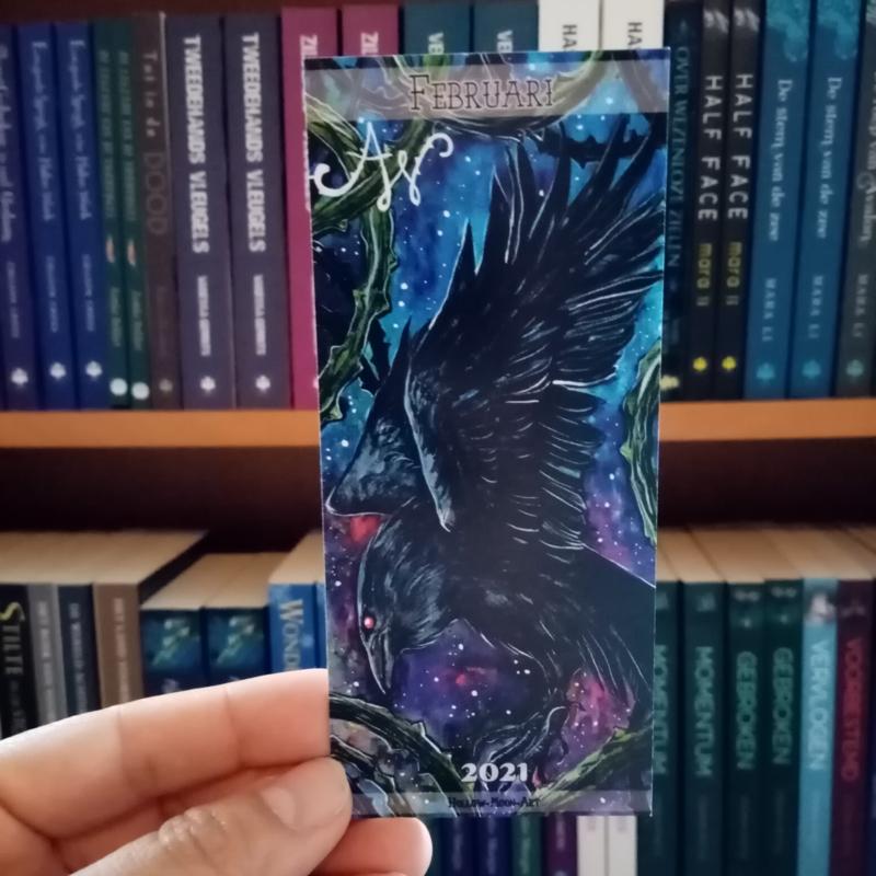 AnderWereld Mystery Box Boekenlegger Februari 2021