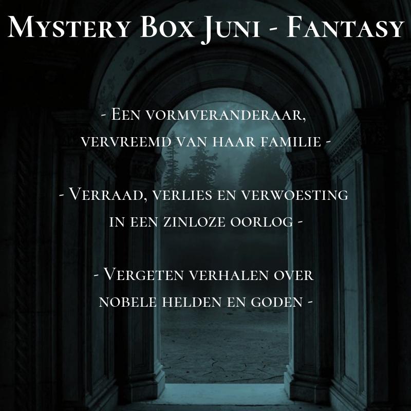 Mystery Box Juni - Fantasy