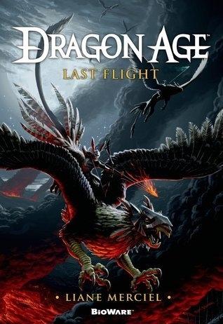 Dragon Age, book 5, Liane Merciel