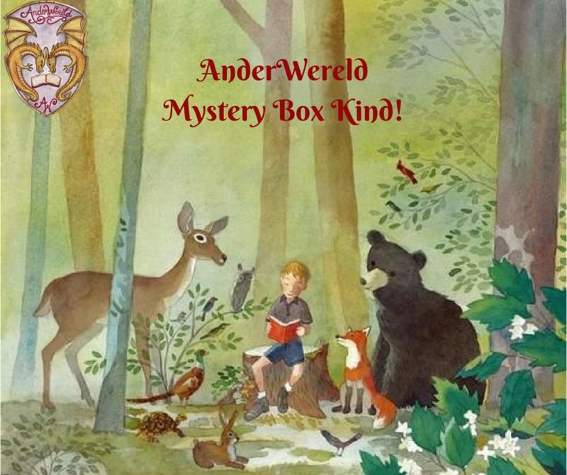 Mystery Boekenbox Tweedehands Kind € 10,- - €20,-
