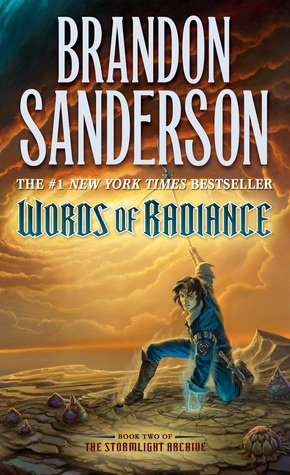 The Stormlight Archives, book 2, Brandon Sanderson