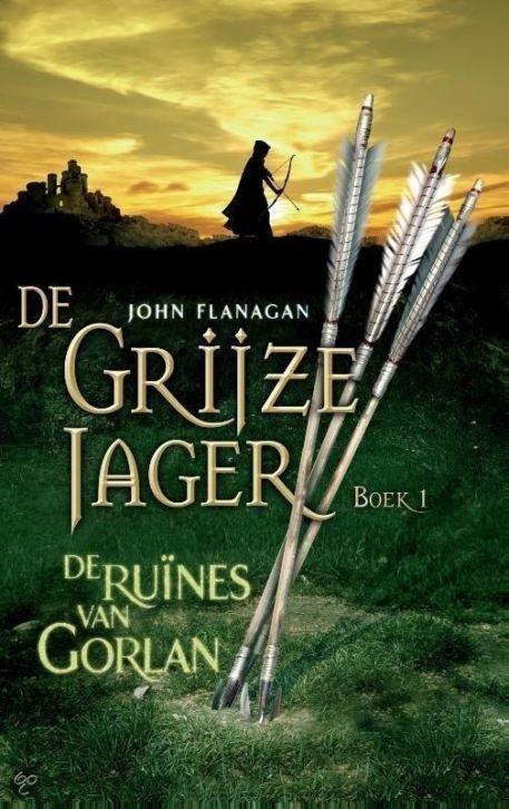 De Grijze Jager, boek 1, John Flanagan