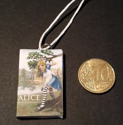 Ketting Alice in Wonderland