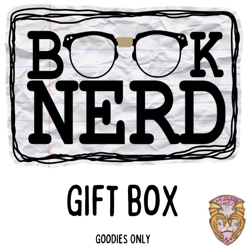 BookNerd Gift Box * Goodies only