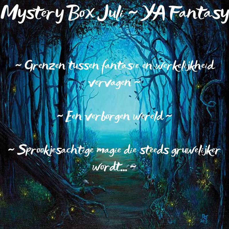 Mystery Box Juli ~ YA Fantasy