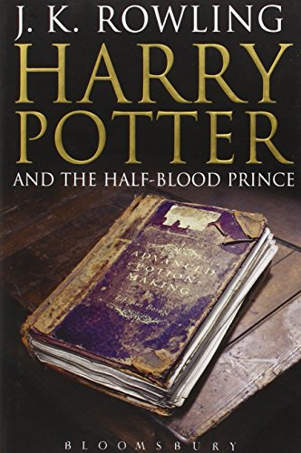Harry Potter and the Half Blood Prince, J.K. Rowling