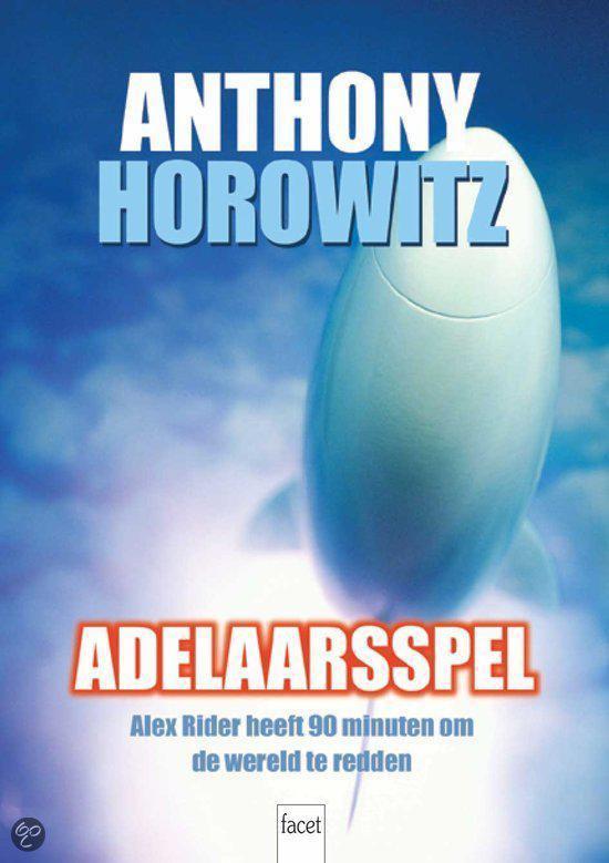 Alex Rider, boek 4, Anthony Horowitz