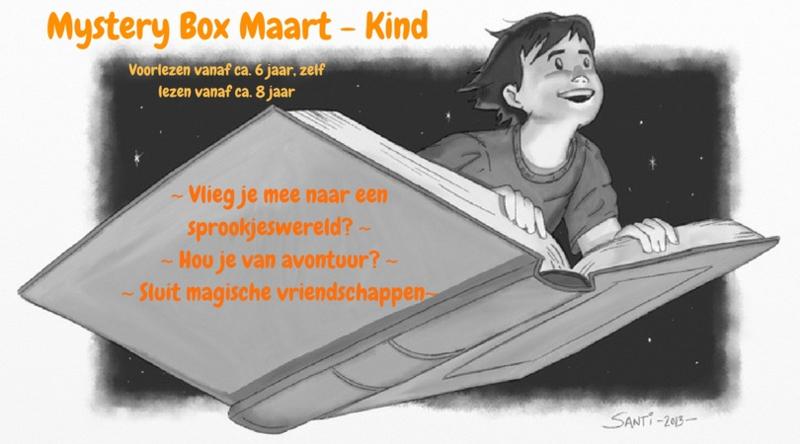 Mystery Box Maart - Kind (Vanaf ca. 8 jaar)
