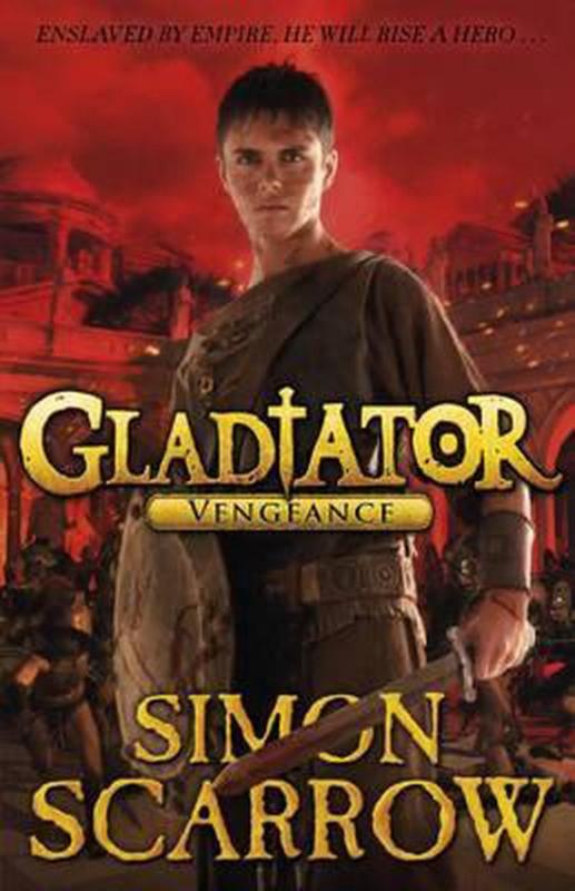 Gladiator, book 4, Simon Scarrow