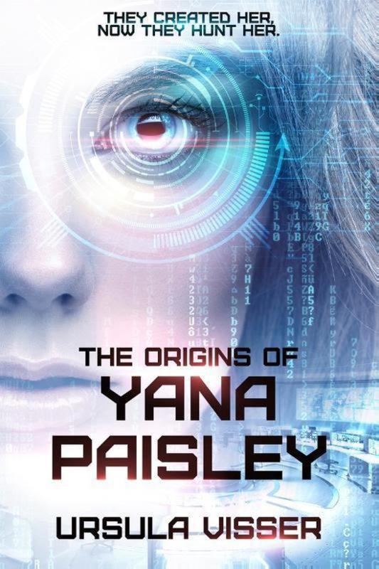 The Origins of Yana Paisley, Ursula Visser