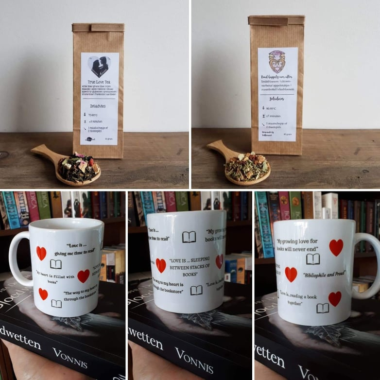 Booklove set