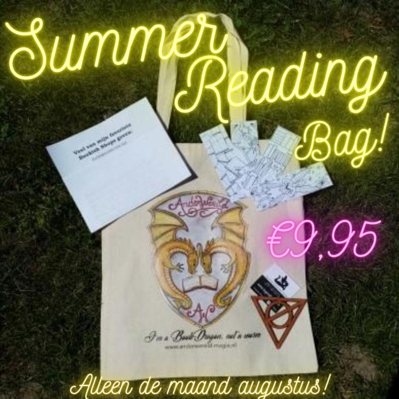 Summer Reading Bag AnderWereld * Limited!