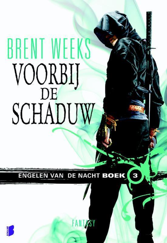Engelen van de Nacht, boek 3, Brent Weeks