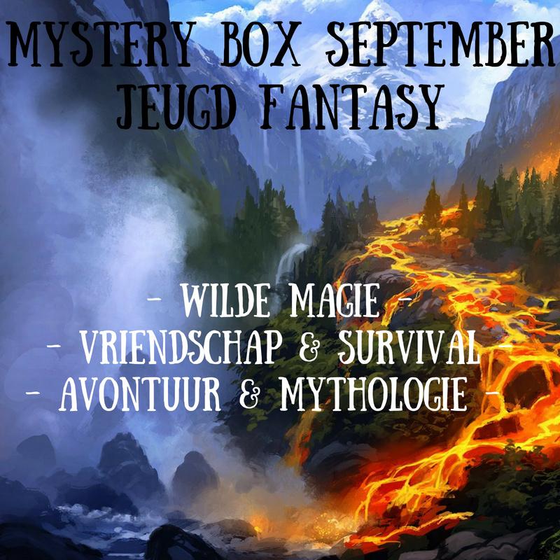Mystery Box September - Jeugd Fantasy