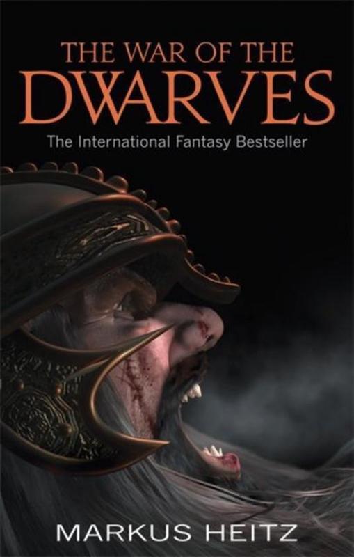 The Dwarves, book 2, Markus Heitz