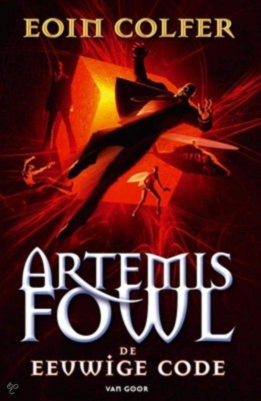 Artemis Fowl, boek 3, Eoin Colfer