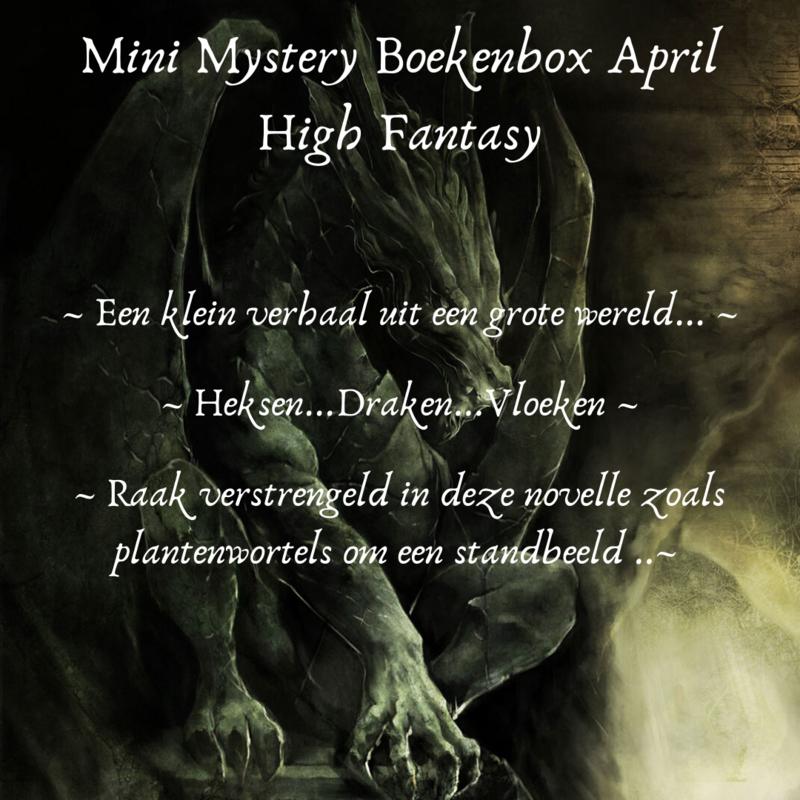 Meer over: Mini Mystery Box April ~ High Fantasy
