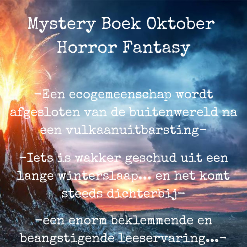 Mystery Boek Oktober - Horror Fantasy