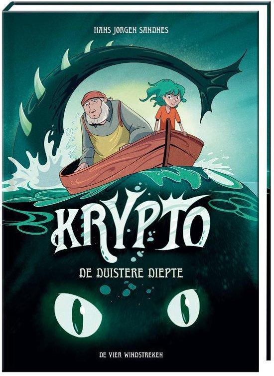 Krypto, boek 1,  Hans Jørgen Sandnes