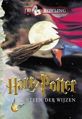 Harry Potter en de Steen der Wijzen, J.K. Rowling