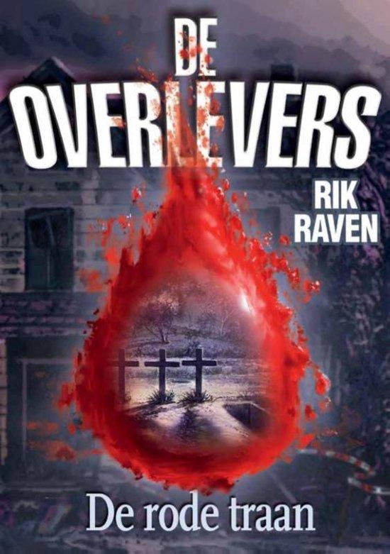 De Overlevers, deel 1, Rik Raven * Gesigneerd!