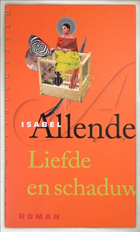 Liefde en schaduw, Isabel Allende