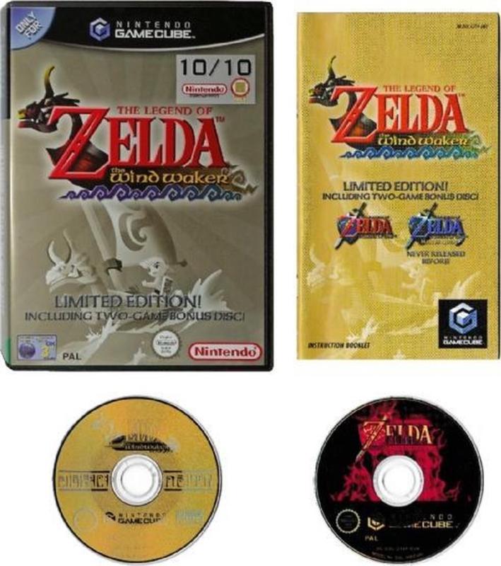 Legend Of Zelda - The Wind Waker - GameCube