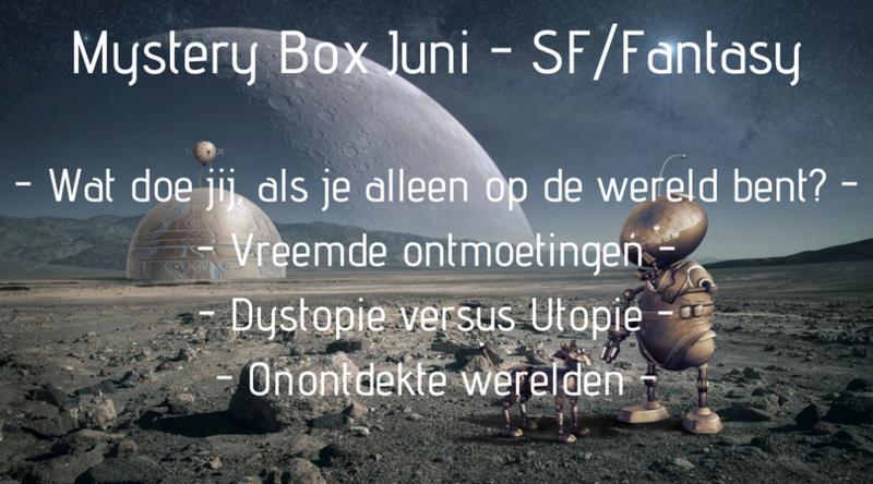 Mystery Box Juni - SF/Fantasy