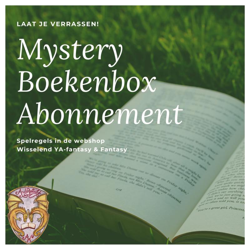 Mystery Boekenbox Jaarabonnement (april)