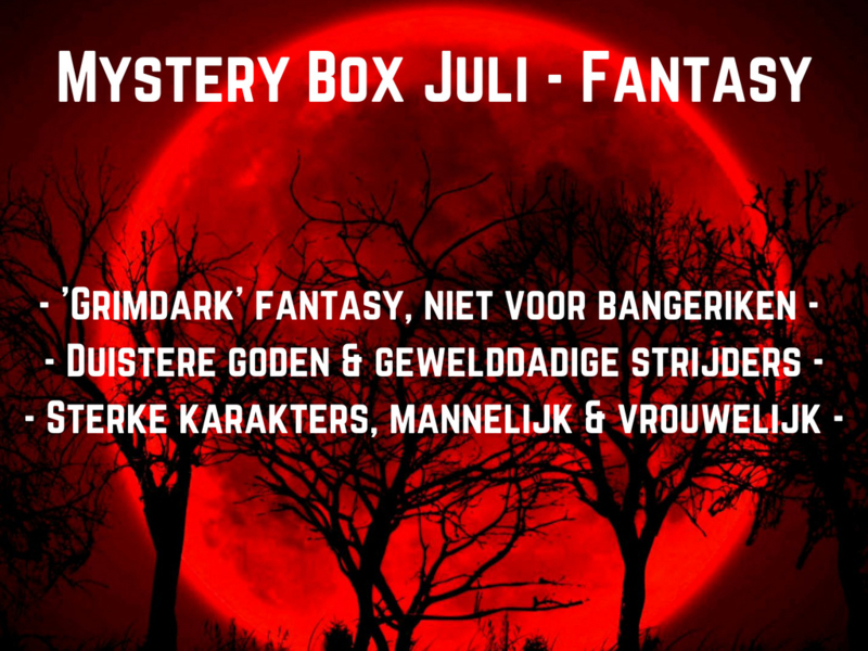 Mystery Box Juli - Fantasy