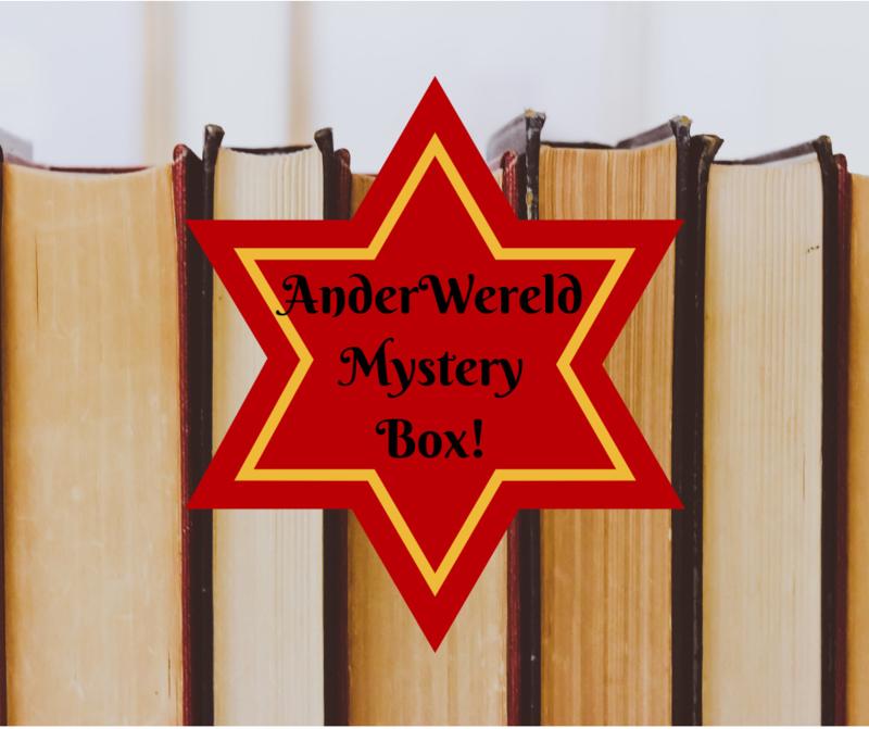 Mystery Box Tweedehands Nederlands € 30,-