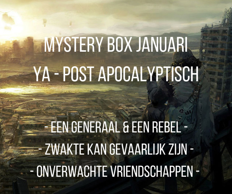 Mystery Box Januari - YA - Post Apocalyptisch