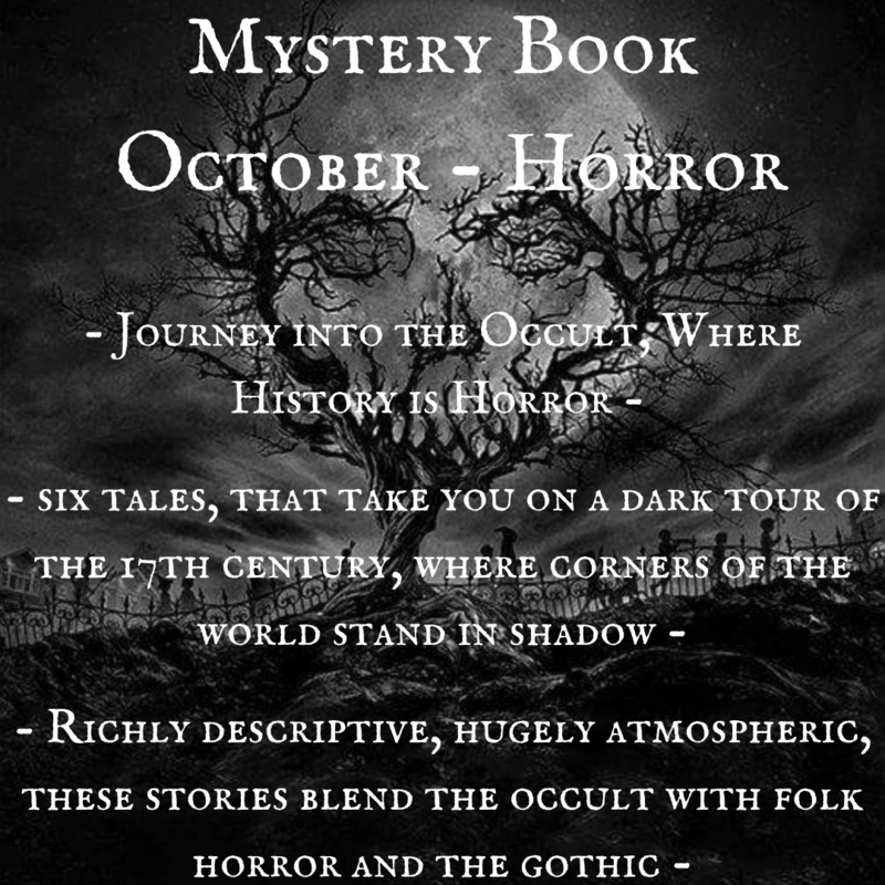 Mystery Book October- English Horror